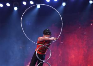 [新春走基层]罗城2020年春节联欢晚会热闹上演