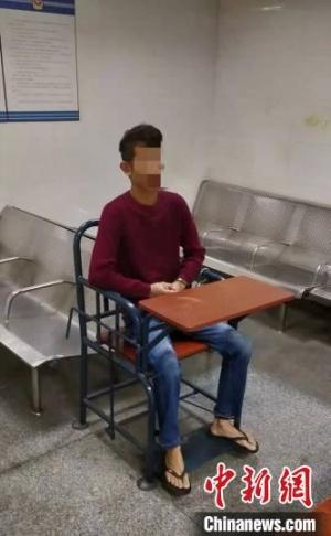 男子虚开增值税发票7亿余元 潜逃数月在深圳落网