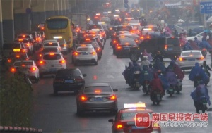 正月初四前广西将持续阴雨!又到最烦人的季节
