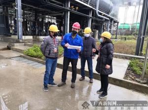 贺州市市场监管局为生产防控物资企业开辟绿色通道