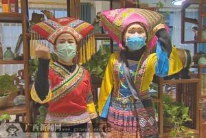 宜州:歌王录制山歌视频 助力疫情防控宣传