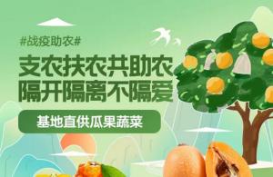 """苏宁拼购发起助农""""战疫"""" 保障城市菜篮子量足价稳"""
