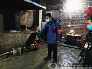 """江南区:骆林,投身战""""疫""""的贫困村第一书记"""