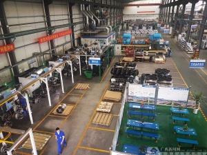 威尼斯人网站市柳东新区企业积极面对疫情组织复工复产