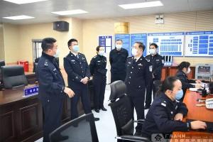 广西未成年犯管教所坚决打赢疫情防控阻击战