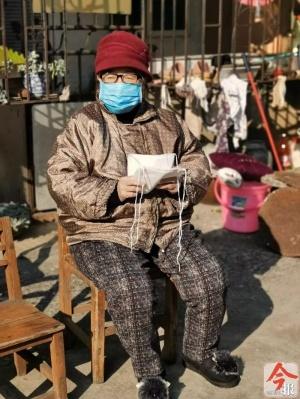 上萬只免費口罩送進柳州社區 快看你爸媽能領嗎!