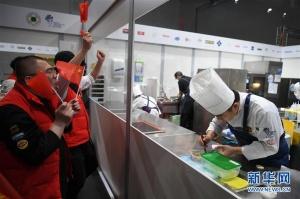 中國隊烹飪奧賽獲佳績 傳遞可持續發展理念