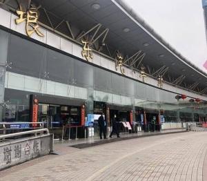 2020春運落幕 廣西鐵路客流同比下降近五成