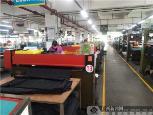 灵山县40家工业企业有序复工