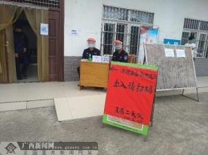 玉林交警恢復窗口業務 工作防護兩不誤