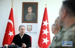 """土耳其对叙政府军发起""""春天之盾""""军事行动"""