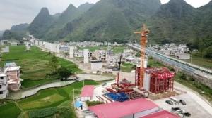 桂林站站改工程全面复工 今年内竣工目标不变