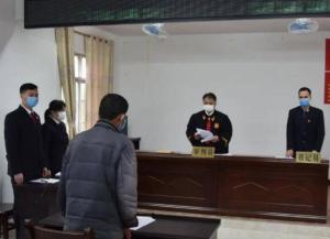 男子宰杀5公斤重蟒蛇 一审被判有期徒刑1年6个月
