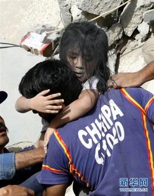 巴基斯坦居民楼倒塌事故死亡人数升至10人