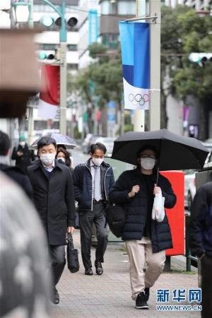日本新冠肺炎确诊病例数继续攀升