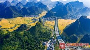 广西公路总里程达12.78万公里,2020年这么干……