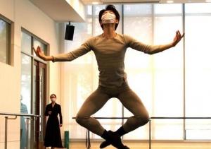 """上海芭蕾舞团排练》新作致敬""""逆行者"""""""