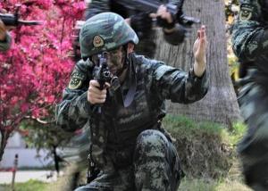 武警贺州支队:阳春三月练兵忙