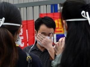 """3月14日焦点图:广西""""小汤山医院""""又出院两人"""