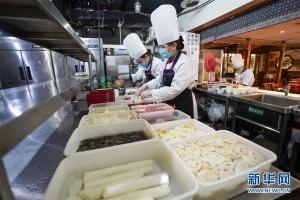 重庆推出标准化生鲜火锅外卖