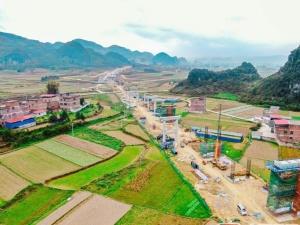 快看!柳南第二高速有新进展 另两条高速年内通车