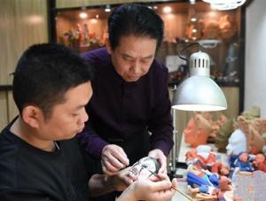 大吴泥塑:指尖的文化传承