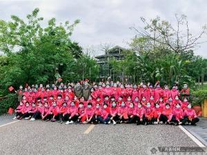 广西最后两批援湖北省抗疫医疗队结束集中休整
