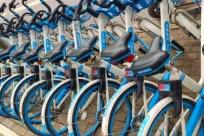 300多辆共享单车遭