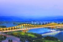 南宁市伶俐大桥开工建设 预计2023年1月建成(图)