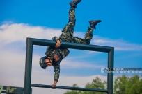 广西来宾:武警官兵开展强化训练(组图)