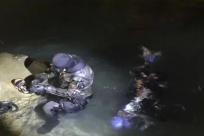 最新!潜水爱好者潜水失联,刚刚在水潭下60米找到