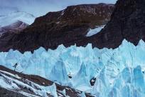 """天外来""""冰"""":壮观的珠峰东绒布冰川"""