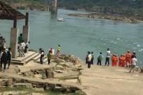 5月5日焦点图:来宾两名男孩下水游泳失联