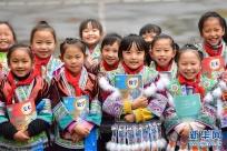 决战贫困――教育扶贫这五年