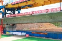 <b>贵南高铁天天娱乐,天天娱乐大厅:段全线桥梁工程整体进度过半</b>