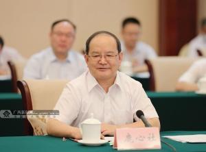 自治区政府与中国科学院合作会商会议在邕举行