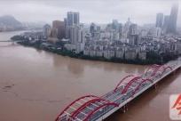 高清图集:洪峰过后,这就是柳州!