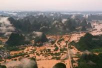 持續強降雨造成廣西超32萬人受災