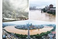 6月11日焦点图:我区连续性强降雨趋于结束
