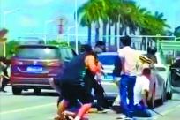 6月14日焦点图:嫌疑人开枪拒捕 连人带枪被擒获