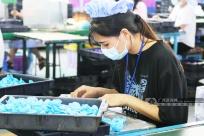 引進玩具廠開到家門口 藤縣金雞鎮易地扶貧出實效