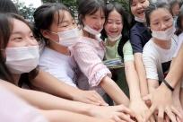 广西三江:侗乡学子迎战高考(图)