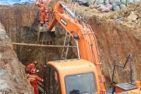 7月14日焦点图:广西一工地在建基坑坍塌3人遇难