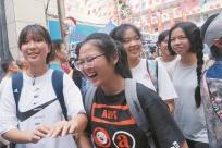 7月27日焦点图:手机pt电子技巧市中考结束,8月8日公布成绩