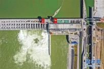 广西大藤峡水利枢纽左岸工程全面投产运行