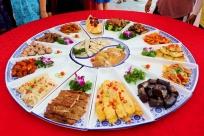 忻城举办特色美食大赛 粤桂厨师厨艺大比拼(图)