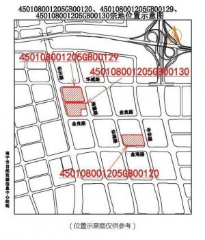 8.84億元起拍!南寧五象南掛牌出讓168畝商住地塊,電影院、購物超市一應俱全!