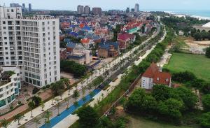 北海銀灘四號路大變身 一步一景打造濱海景觀綠廊