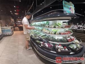 南寧菜價一周內漲幅超三成