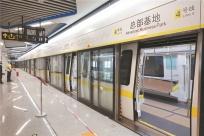 9月12日焦點圖:南寧兩條地鐵線開通倒計時